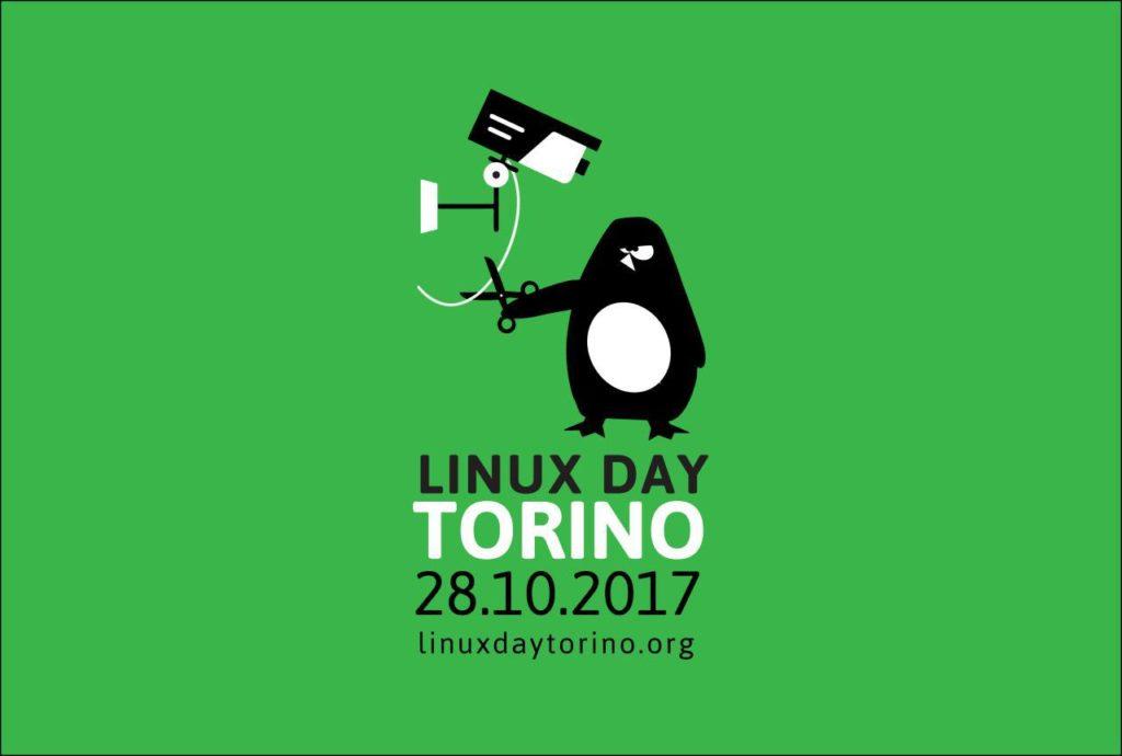 Logo Linux Day Torino 2017